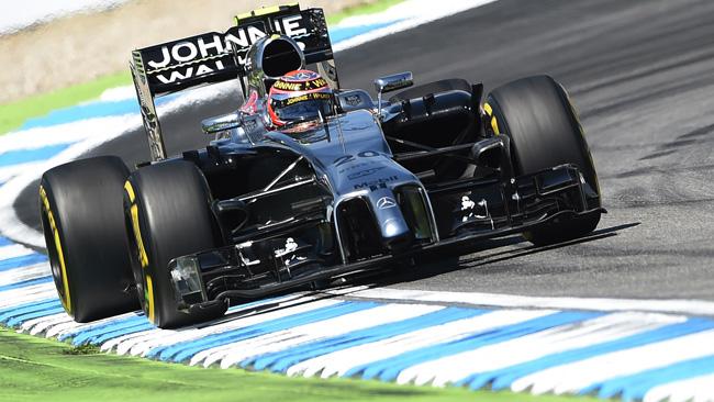 La McLaren ha cambiato la cascata dei rapporti