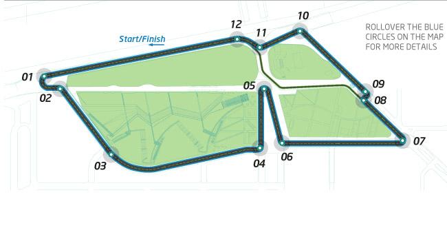Ecco il tracciato di Buenos Aires per la Formula E