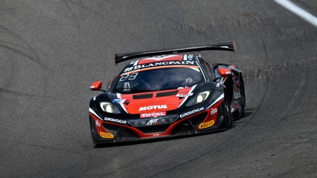 Spa, Libere 2: riscossa McLaren con Kevin Estre