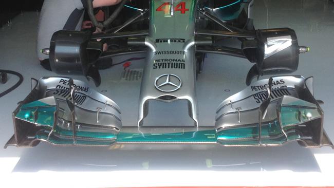 Fra Brembo e Mercedes c'è piena collaborazione