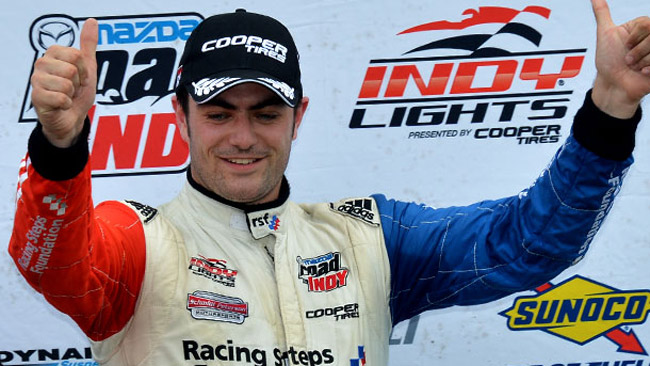Jack Harvey completa la doppietta a Mid-Ohio