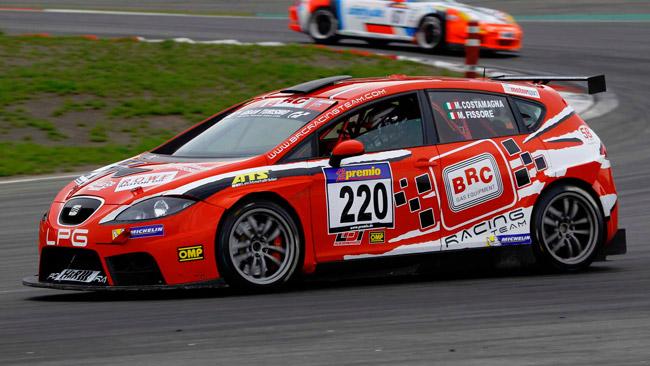 Successo al Nurburgring per la Seat Leon LDI di BRC