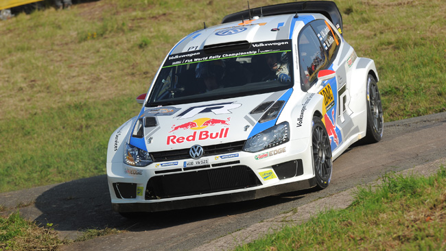 Germania, PS3: soltanto Latvala insidia Ogier