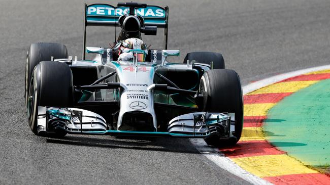 Spa, Libere 2: Hamilton replica a Nico. E Alonso c'è