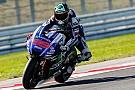 Misano, Q2: Lorenzo torna in pole, Rossi in prima fila