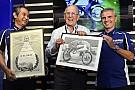 La Yamaha celebra i 50 anni del primo Mondiale