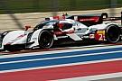 Austin, Libere 1-2: Audi sull'asciutto, Toyota sull'umido