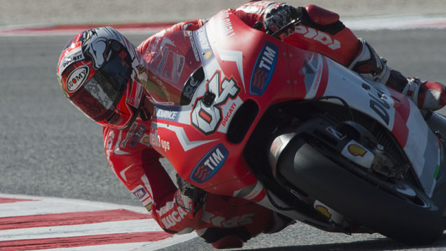 La Ducati conferma l'arrivo della GP14.2 ad Aragon
