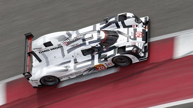 La Porsche riprogetta la sua LMP1 in vista del 2015