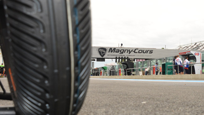 Ecco le soluzioni scelte dalla Pirelli per Magny-Cours