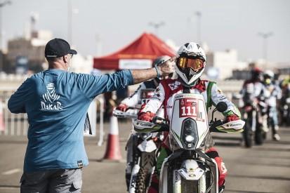 Dakar Rally motorcycle rider Pierre Cherpin dies after crash