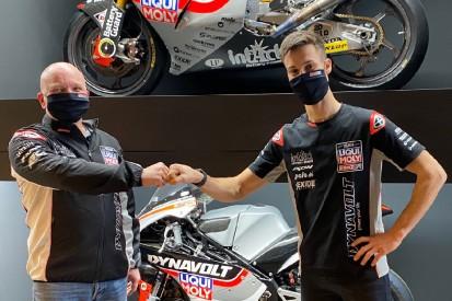 Neue Chance: Intact verpflichtet Lukas Tulovic für die Moto2-EM-Saison 2021