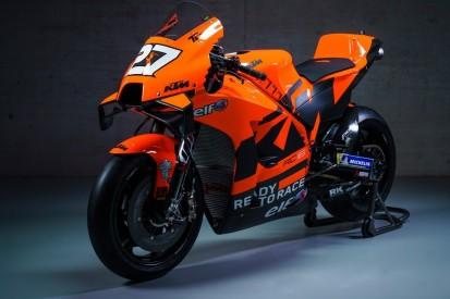 Herve Poncharal erklärt: Warum Tech 3 2021 im orangen KTM-Design erstrahlt