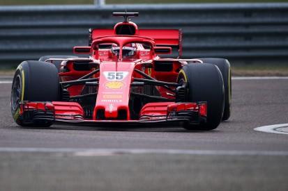 Unfall beim Pirelli-Reifentest in Jerez? Ferrari-Pilot Sainz wortkarg