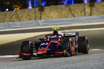 Trident confirm Viscaal and Sato for 2021 F2 season