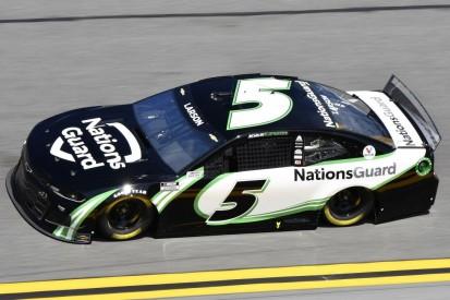 Trotz NASCAR-Suspendierung: Kyle Larson fährt, als wäre er nie weg gewesen