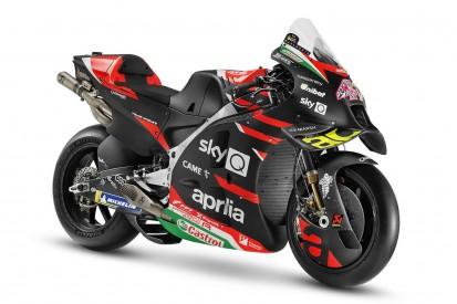 Aprilia RS-GP: Wie der Rückstand zur Konkurrenz eliminiert werden soll