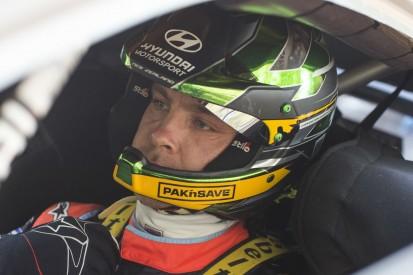 Hayden Paddon rechnet nicht mehr mit WRC-Comeback