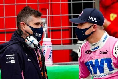 Ersatzfahrer: Hülkenberg bestätigt Gespräche mit Mercedes & Aston Martin