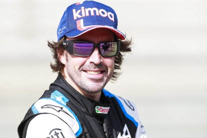 Fernando Alonso: Fragen nach meinem Alter fangen an zu nerven!