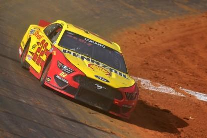 NASCAR Bristol: Logano gewinnt historisches Dirt-Track-Comeback