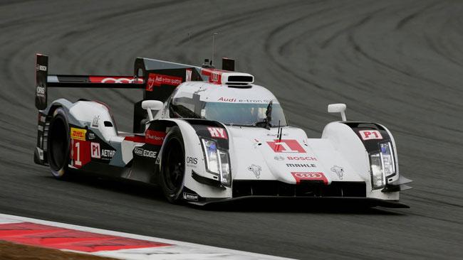 Fuji, Libere 2: l'Audi continua a dettare legge