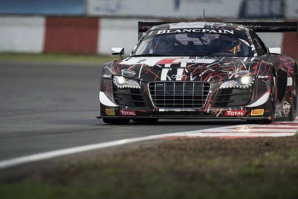 Vanthoor mette l'Audi davanti nelle Libere 2
