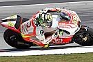 Tricipite e gomito molto gonfi per Andrea Iannone