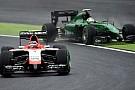 Marussia e Caterham nella entry list 2015 provvisoria