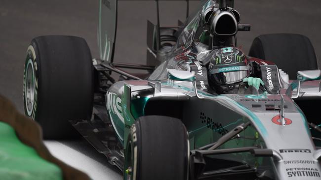 Interlagos, Q1: Rosberg in fuga. Vettel in crisi
