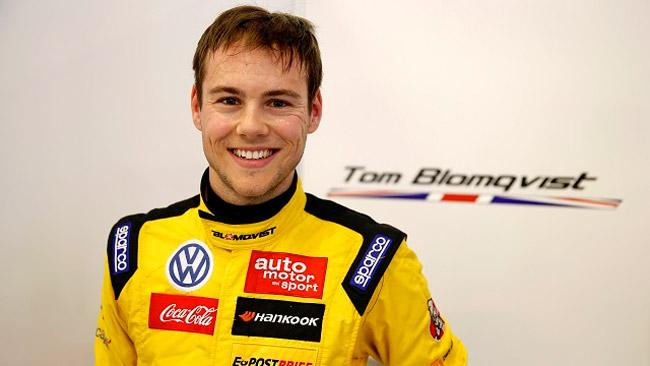 Tom Blomqvist in pole provvisoria al Gp di Macao