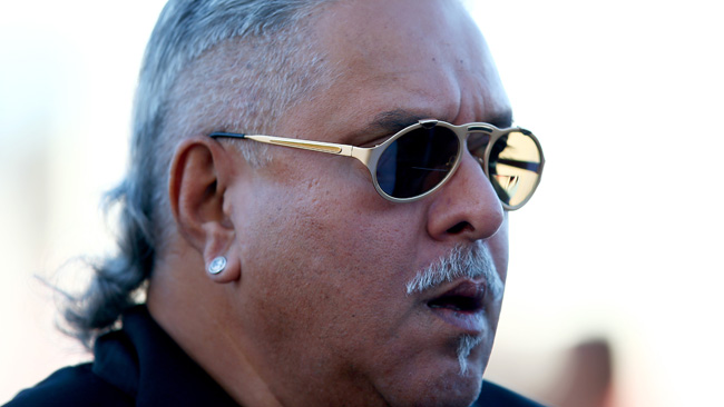 Mallya tuona contro la Red Bull Racing