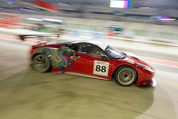 Dragon Racing con due vetture alla 24 Ore di Dubai