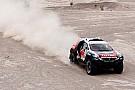 Dakar: Peterhansel fa sognare la Peugeot