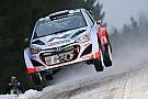 Dalla Svezia una terza Hyundai i20 WRC per Paddon