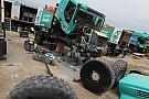Dakar: niente riposo nel team Petronas De Rooy Iveco