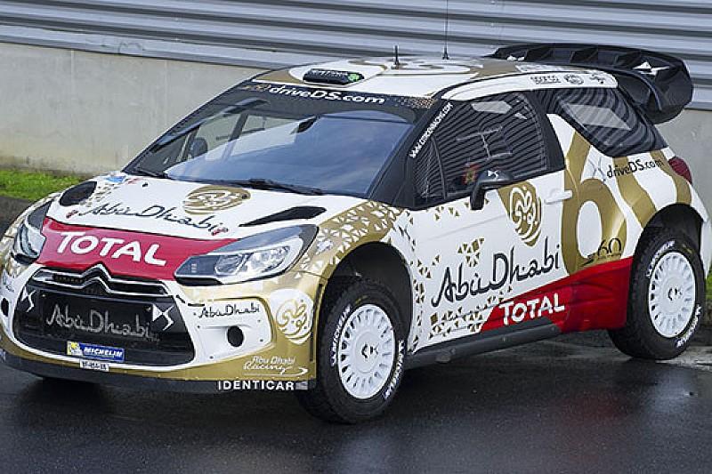 Citroën dedica la livrea 2015 ai 60 anni della DS