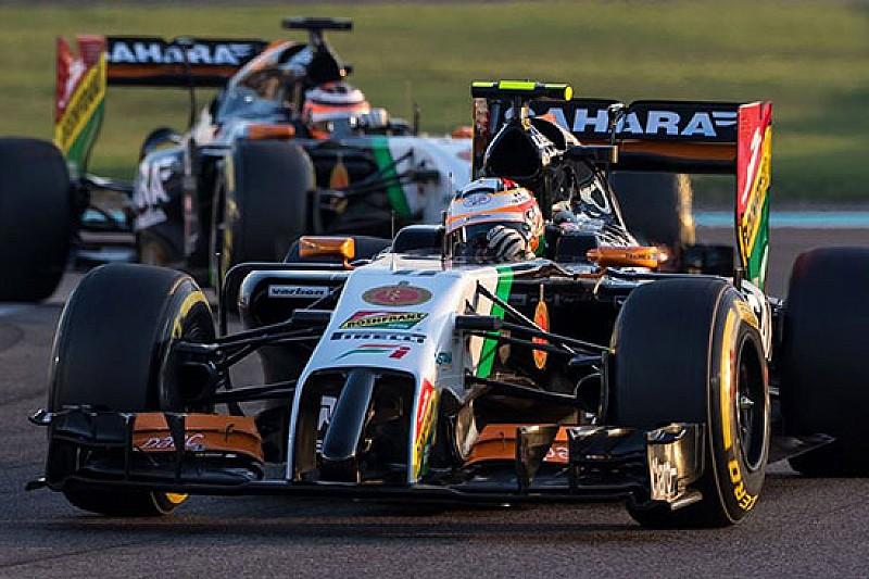 Jose Cuervo nuovo sponsor della Force India