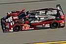 Una Ligier davanti nelle prime libere di Daytona