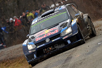 Montecarlo, PS12: Ogier amministra a fine tappa