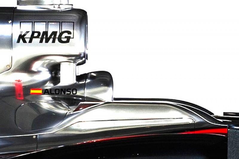 McLaren: nella pinnetta c'è la firma di Prodromou