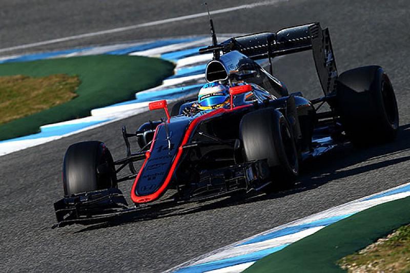Jerez, Day 1, Ore 12: primi tempi (alti) per Alonso