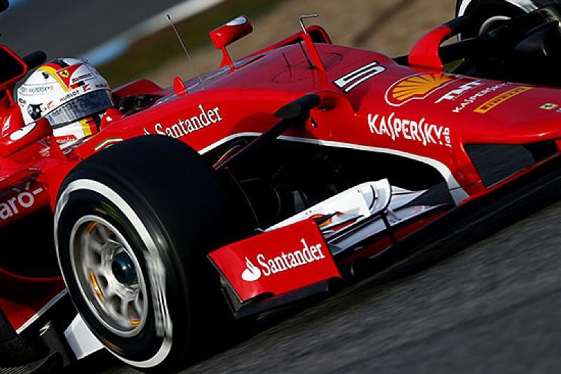 Jerez, Day 2, Ore 13: Vettel in vetta a metà giornata