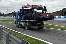 Bandiera rossa: la Mercedes si ferma alla curva 10