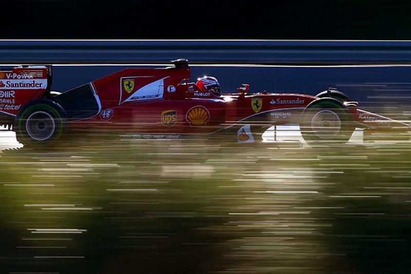 Ferrari: il motore non usa le trombette mobili