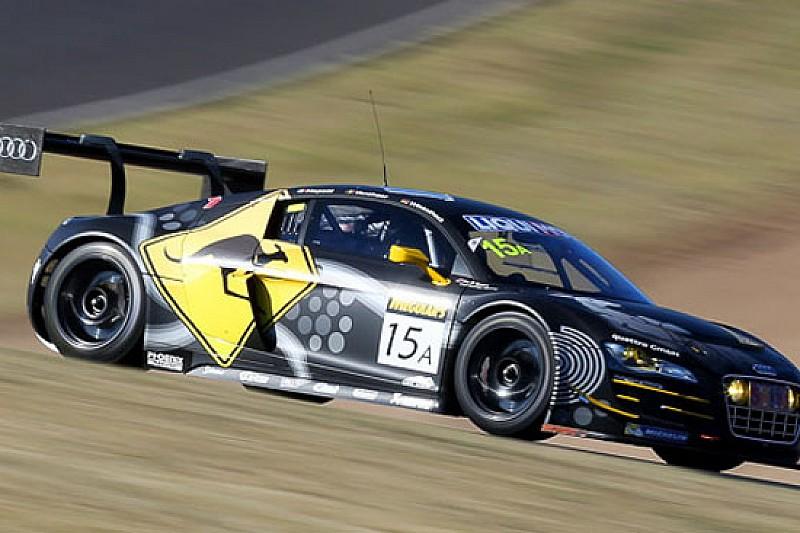 Audi in pole alla 12 Ore di Bathurst con Vanthoor