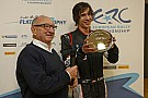 A Ralfs Sirmacis il Colin McRae ERC Flat Out Trophy