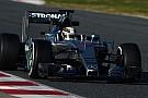 Barcellona, Day 3: Hamilton tiene davanti la Mercedes