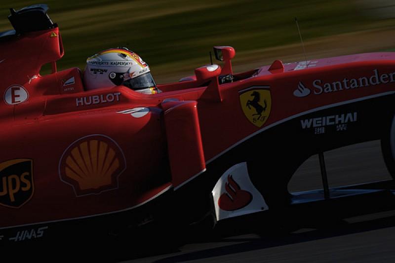 Ferrari: è stato dimezzato il distacco dalle Mercedes