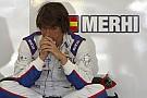 Merhi in F.Renault 3.5 con il team Pons